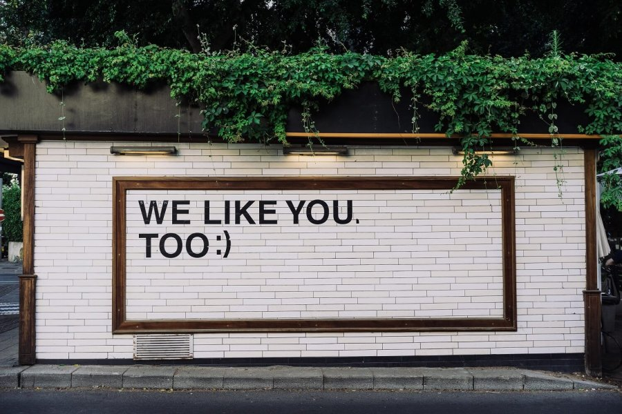 effect social media op SEO